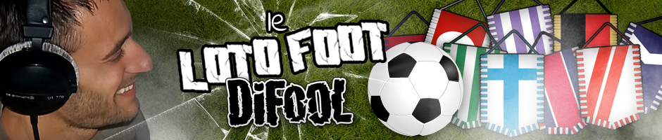 Le loto foot - Difool